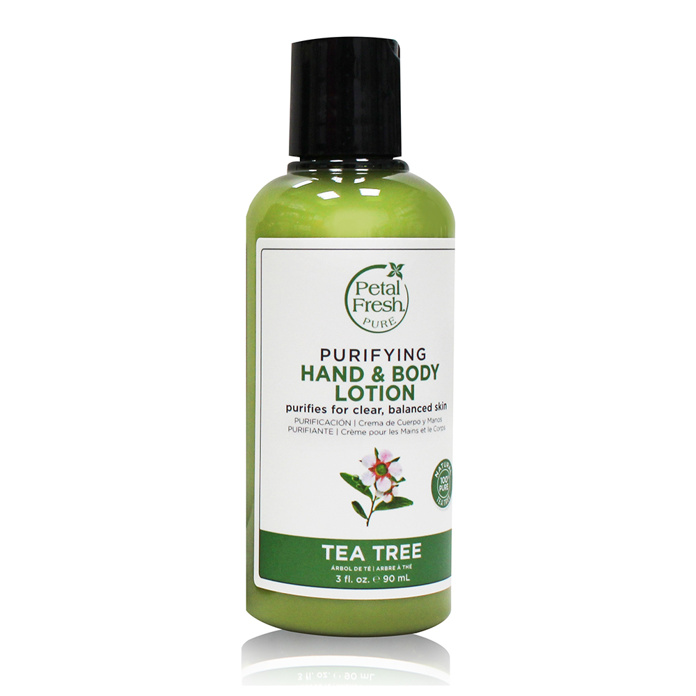 美國沛特斯 有機成份茶樹賦活乳液(90ml/3oz)