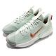 Nike 籃球鞋 Ambassador XIII 運動 男鞋 明星款 LBJ 氣墊 避震 包覆 球鞋 綠 米白 CQ9329300 product thumbnail 1