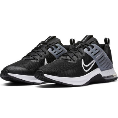 NIKE 訓練鞋 健身 重訓 支撐 運動鞋 男鞋 黑 CJ8058-001 AIR MAX ALPHA TRAINER 3