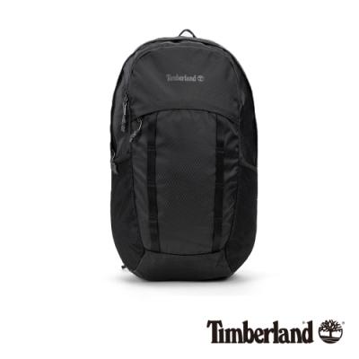 Timberland 中性黑色休閒雙肩包|A2FVH