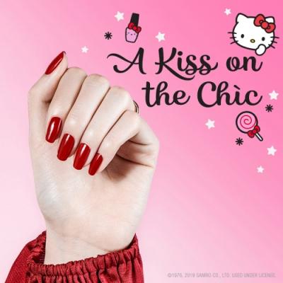 Hello Kitty 如膠似漆耀眼假期系列│時髦一吻類光繚 - HRL36