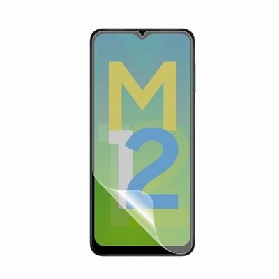 o-one大螢膜PRO 三星SAMSUNG Galaxy M12 滿版全膠螢幕保護貼 手機保護貼