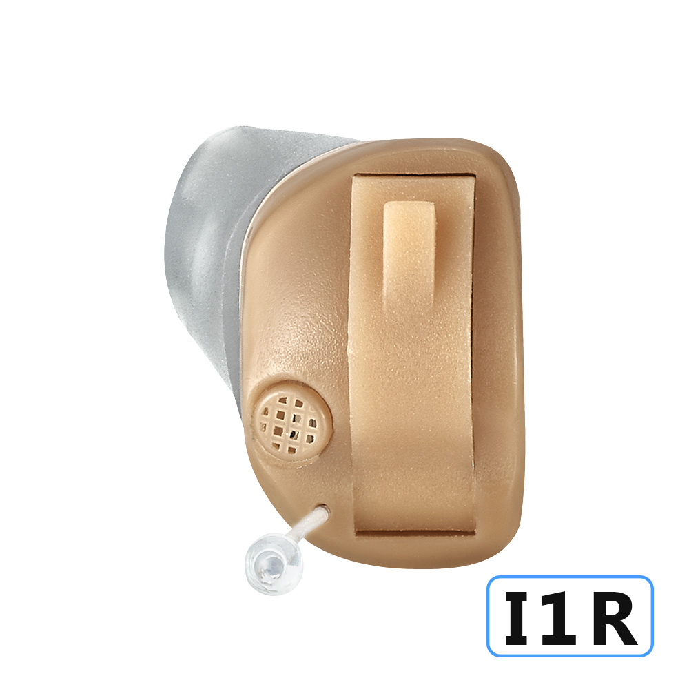 Mimitakara耳寶 數位8頻耳內式助聽器-右耳 I1R [輕、中度聽損適用]