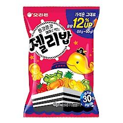 好麗友 海洋動物造型軟糖(65g)