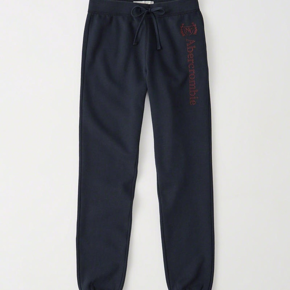AF a&f Abercrombie & Fitch 長褲 藍色 1048