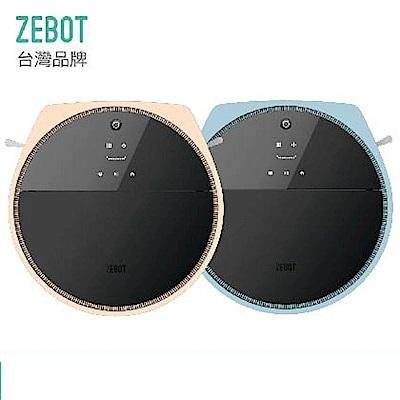 ZEBOT 智小兔 (純吸版)  負離子掃地機器人吸塵器