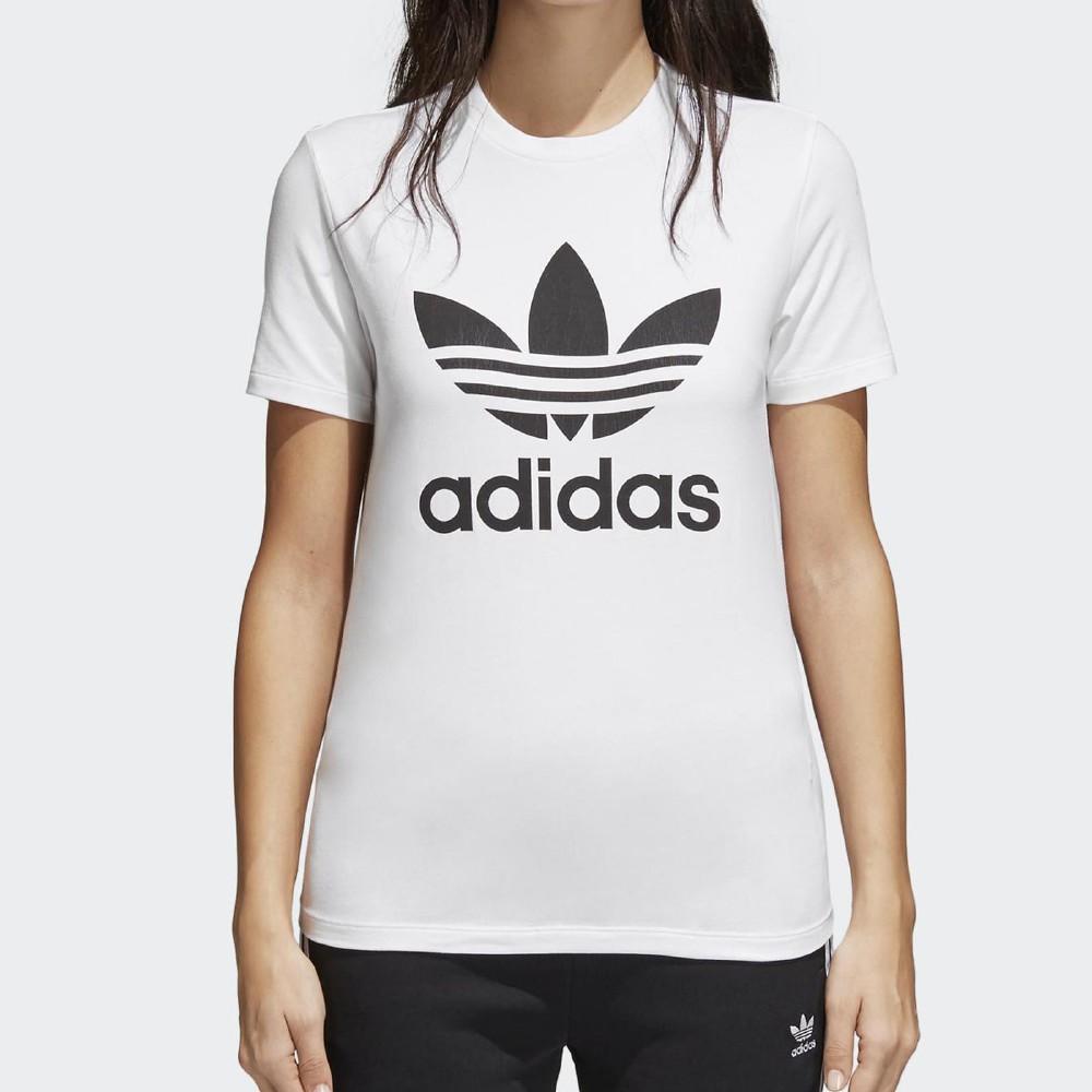 adidas T恤 Originals Trefoil T 女款