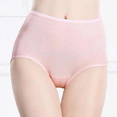 可蘭霓Clany  親膚棉柔高腰M-Q( 2 XL)內褲 甜蜜粉