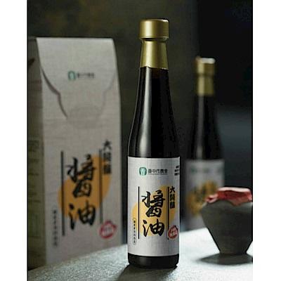 台中市農會 大純釀醬油(400毫升)