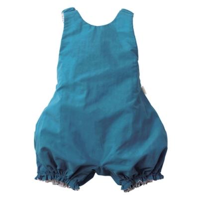 MARLMARL雙面圍裙系列 小畫家/湛藍點點