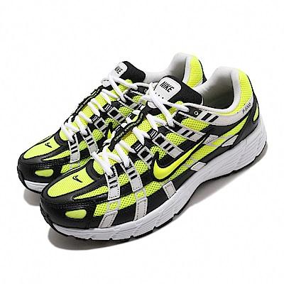 Nike 休閒鞋 P-6000 復古 運動 男鞋 經典款 舒適 透氣 球鞋 穿搭 綠 黑 CD6404007
