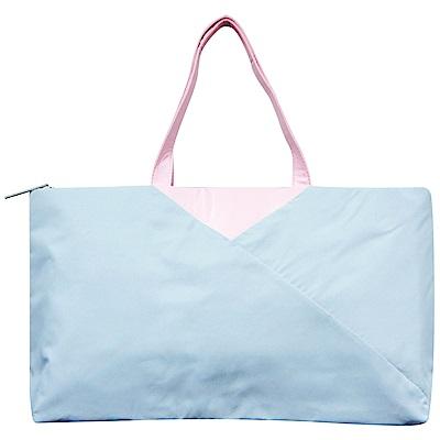 LANCOME蘭蔻 法式休閒旅行袋