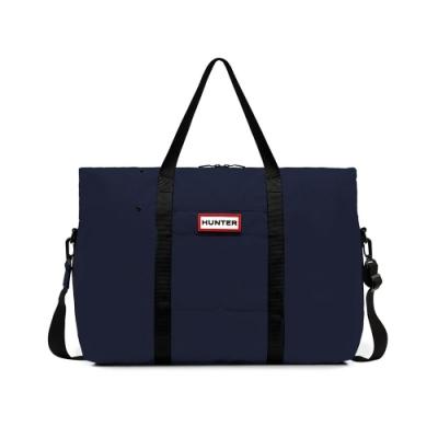 HUNTER - 尼龍旅行袋 - 海軍藍