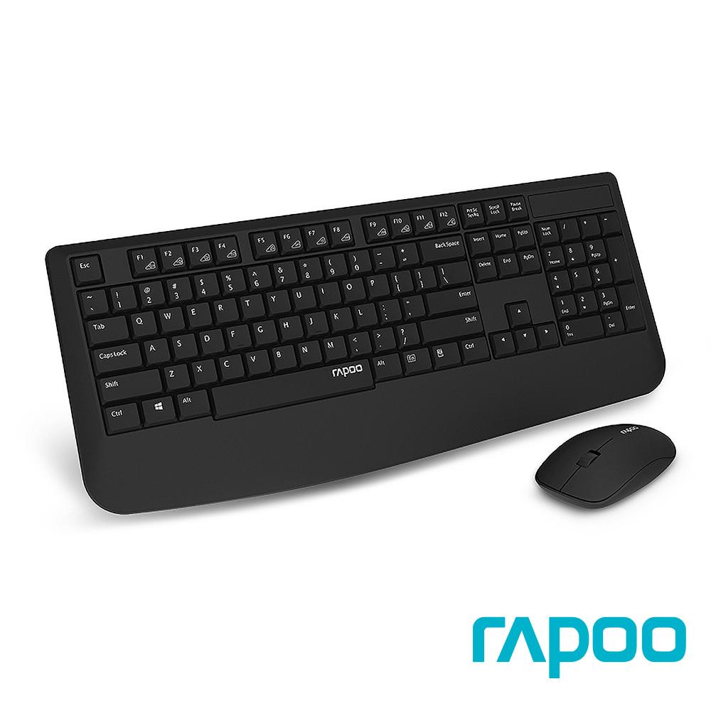 雷柏 Rapoo 1800P5無線鍵鼠組