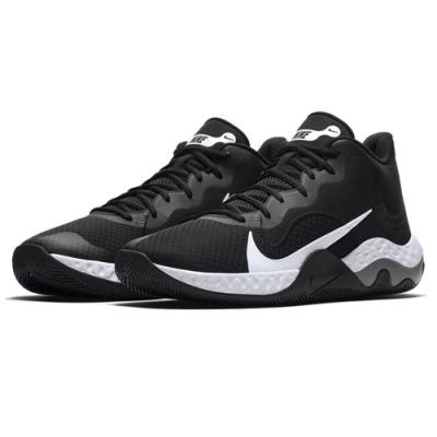 NIKE 籃球鞋 包覆 緩震 訓練 運動鞋 男鞋 黑 CK2669001 RENEW ELEVATE
