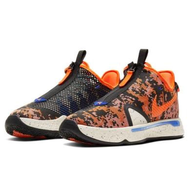 NIKE 籃球鞋 男鞋 運動 明星款 籃球 喬治保羅 運動鞋 橘白 CD5082200  PG 4 EP