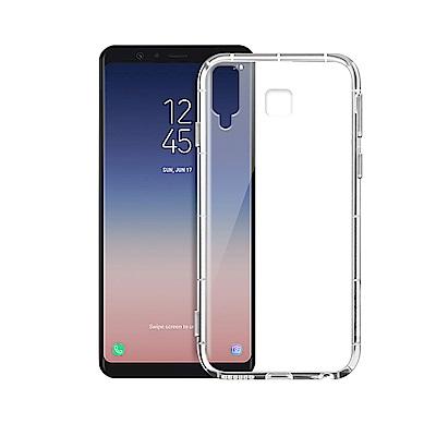 Xmart Samsung Galaxy A8 Star  加強四角防摔空壓氣墊...