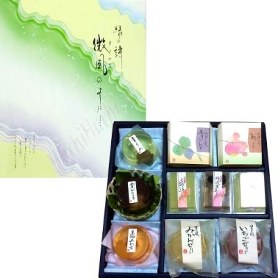 森白製果 綜合和風果凍禮盒(883g)