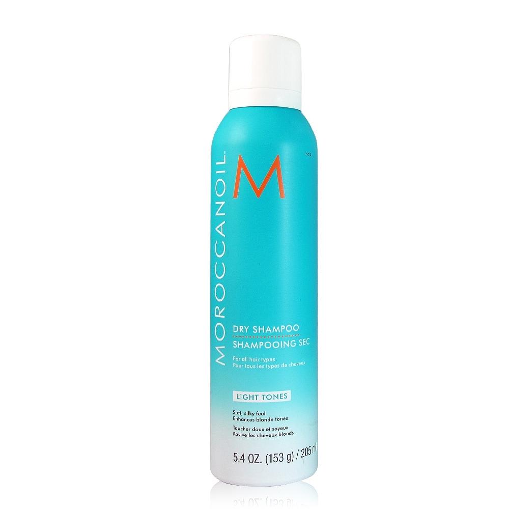 MOROCCANOIL 摩洛哥優油矯色乾洗髮 205ml(淺色調)