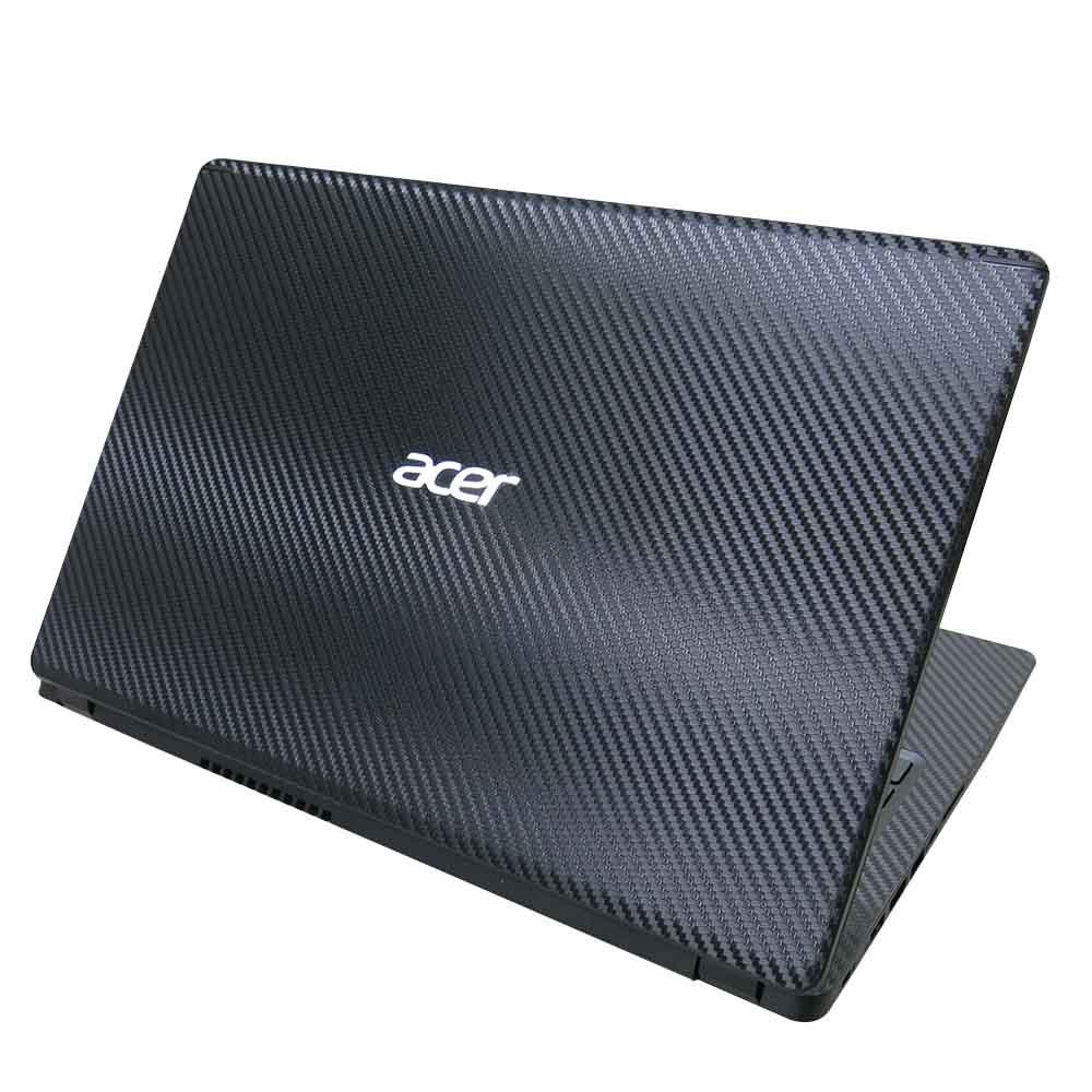 EZstick ACER Aspire A515-52 G Carbon 黑色立體紋機身貼 @ Y!購物