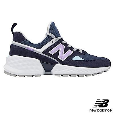 【New Balance】復古鞋MS574GNA中性深藍