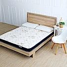GOODDAY-10公分天絲獨立筒床墊(加大180x186cm)