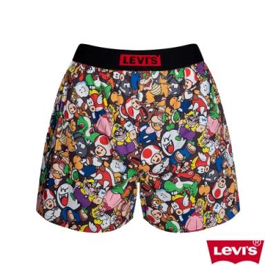 Levis X Super Mario限量聯名 四角褲BOXER 滿版印花