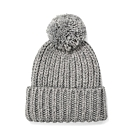 UGG毛線帽 粗針織毛線球寬反摺毛帽