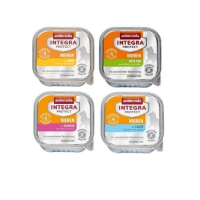 德國阿曼達ANIMONDA-專業貓咪處方食品-Nieren腎臟保健 100克 16罐組