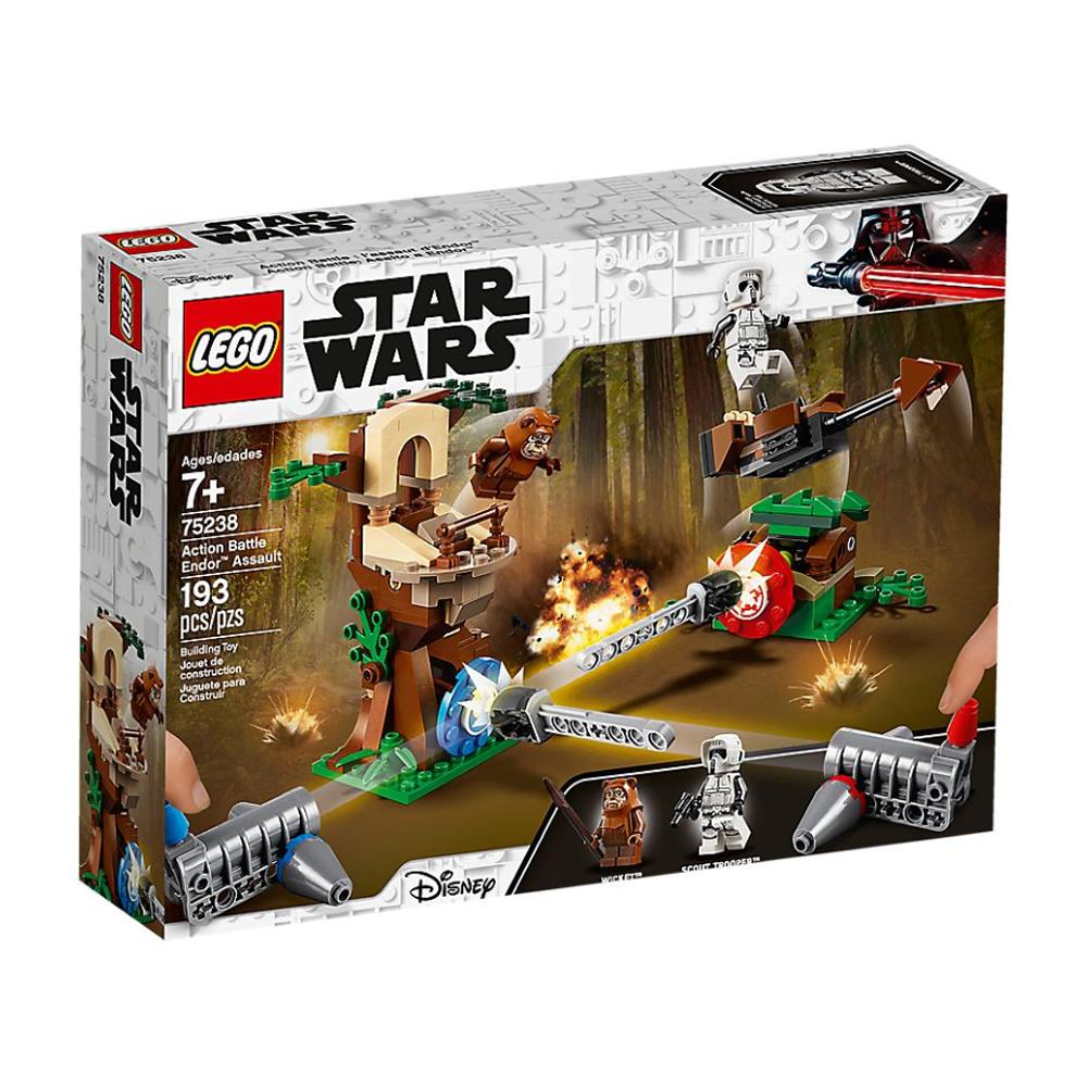 樂高LEGO 星際大戰系列 - LT75238Action Battle Endor™