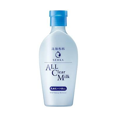 洗顏專科 超微米極淨卸粧乳180mL