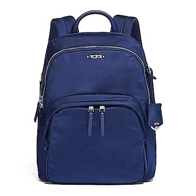 TUMI Dori系列電腦後背包-深藍適用12吋筆電