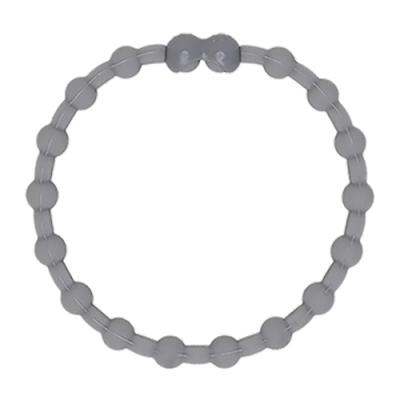 Pro Hair Tie 扣環髮圈單條組-淺灰色
