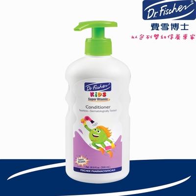 【Dr.Fischer 費雪博士】小孩超級維生素護髮乳-500ml