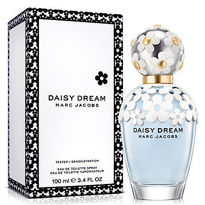 Marc Jacobs Daisy Dream雛菊之夢女性淡香水100ml Tester