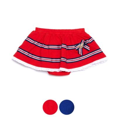 WHY AND 1/2 mini 棉質短裙-內小褲 1Y~4Y 多色可選