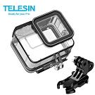 TELESIN GoPro HERO8 BLACK 專用 透明防水殼