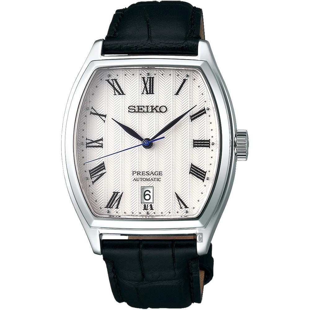 SEIKO 精工 Presage 日式庭園經典機械錶(SRPD05J1)