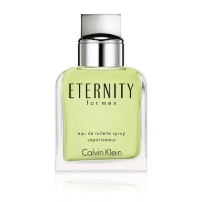 Calvin Klein CK Eternity 永恆男性淡香水100ml tester