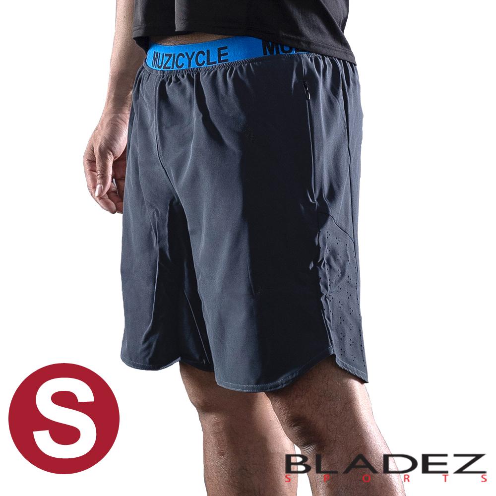 【MUZICYCLE】男款透氣排汗短褲-S