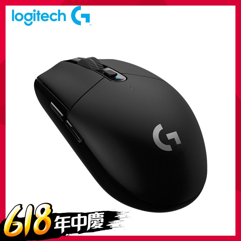 羅技 G304無線電競滑鼠