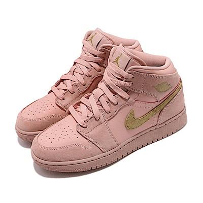 Nike 休閒鞋 Air Jordan 1 Mid 女鞋