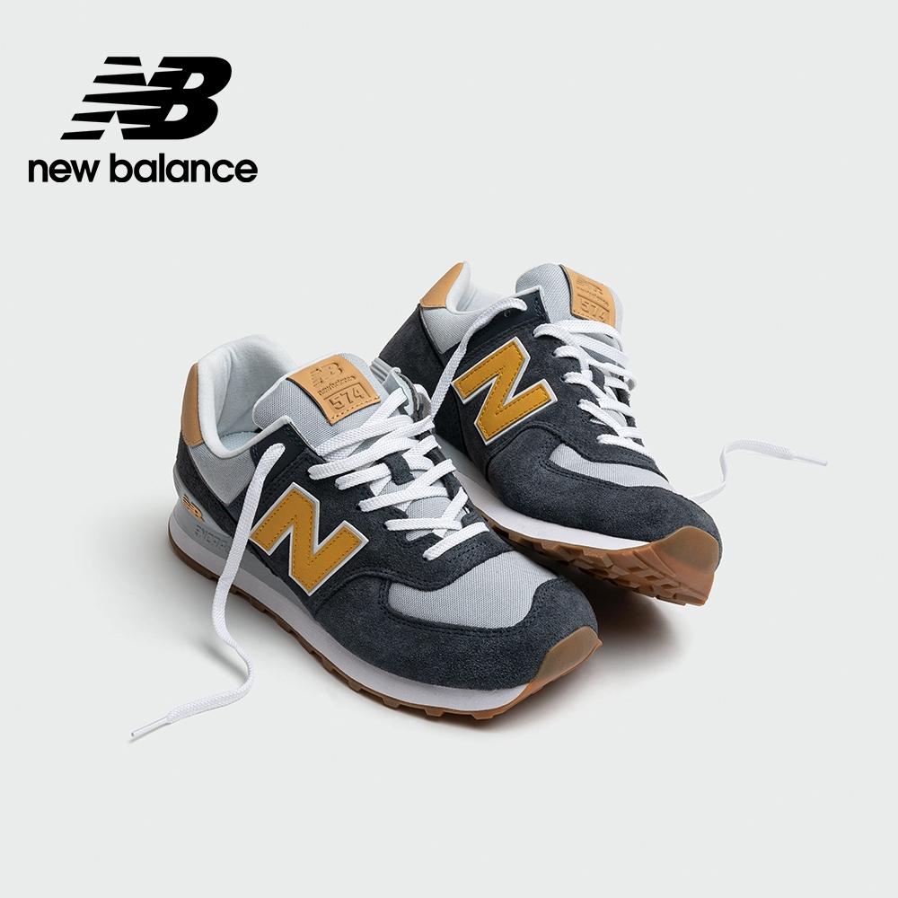 【New Balance】復古運動鞋_中性_藍色_ML574NA2-D楦