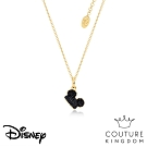 Disney Jewellery by Couture Kingdom 米奇黑水晶鍍金項鍊