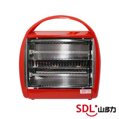 SDL 山多力 手提石英管電暖器 SL-808M