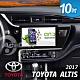 【奧斯卡 AceCar】SK-6 10吋 導航 安卓  專用 汽車音響 主機 (適用於豐田 ALTIS 17年式後) product thumbnail 1
