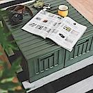 完美主義 收納椅/收納箱/貨櫃(4色)-64X32X30