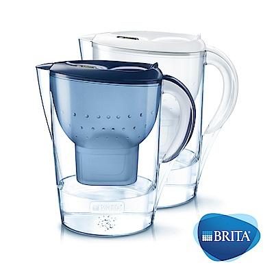 德國BRITA 3.5公升Marella馬利拉濾水壺 (內含MAXTRA+濾芯1入)