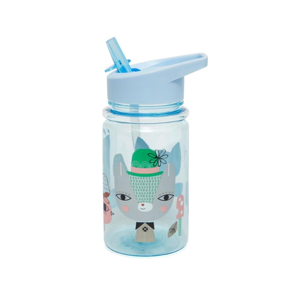 【荷蘭Petit Monkey】兒童水壺400ML (6色任選)