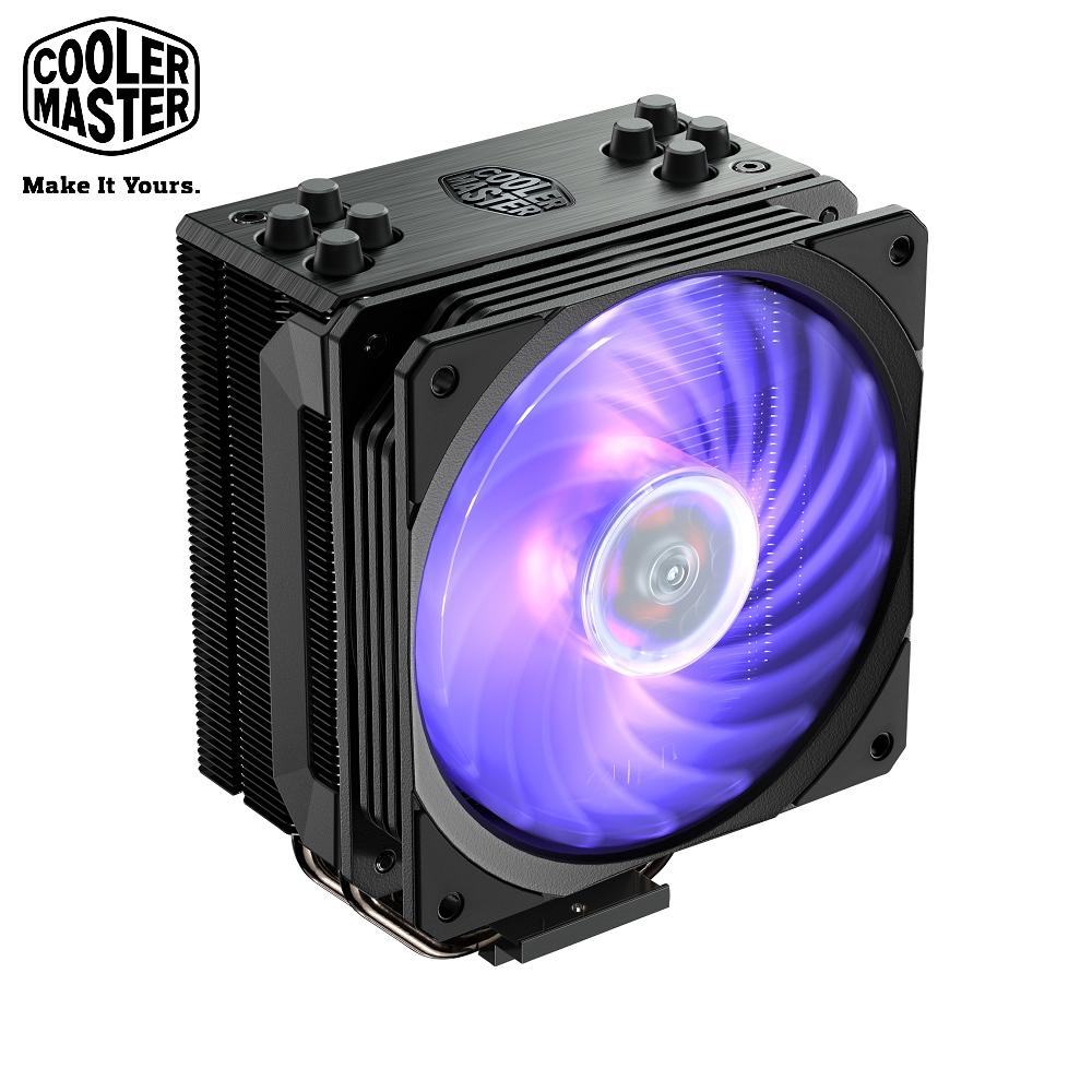 Cooler Master Hyper 212 RGB 黑化版 CPU散熱器